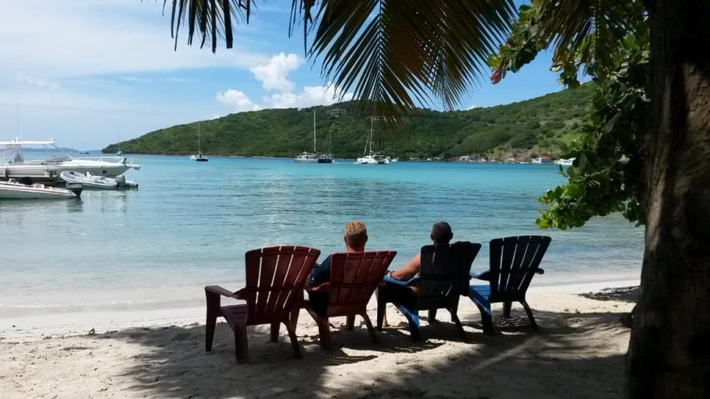 Day Trips to Jost Van Dyke, Private Charter, Cruise Ship Excursions from St. Thomas